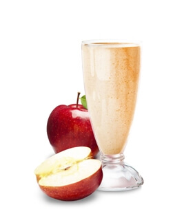 Apple Fruit Shake, Milkshake & Thickshakes, Ice Cream