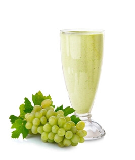 Green Grapes Fruit Shake, Milkshake & Thickshakes, Ice Cream